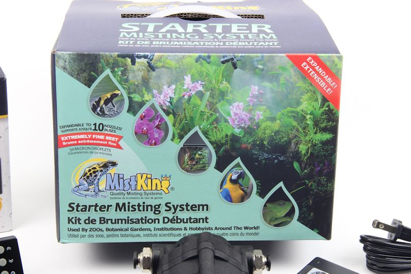 MistKing Starter Misting System