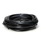 """1/4"""" black tubing (1ft length)"""