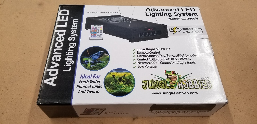 Single Advanced LED Lighting System