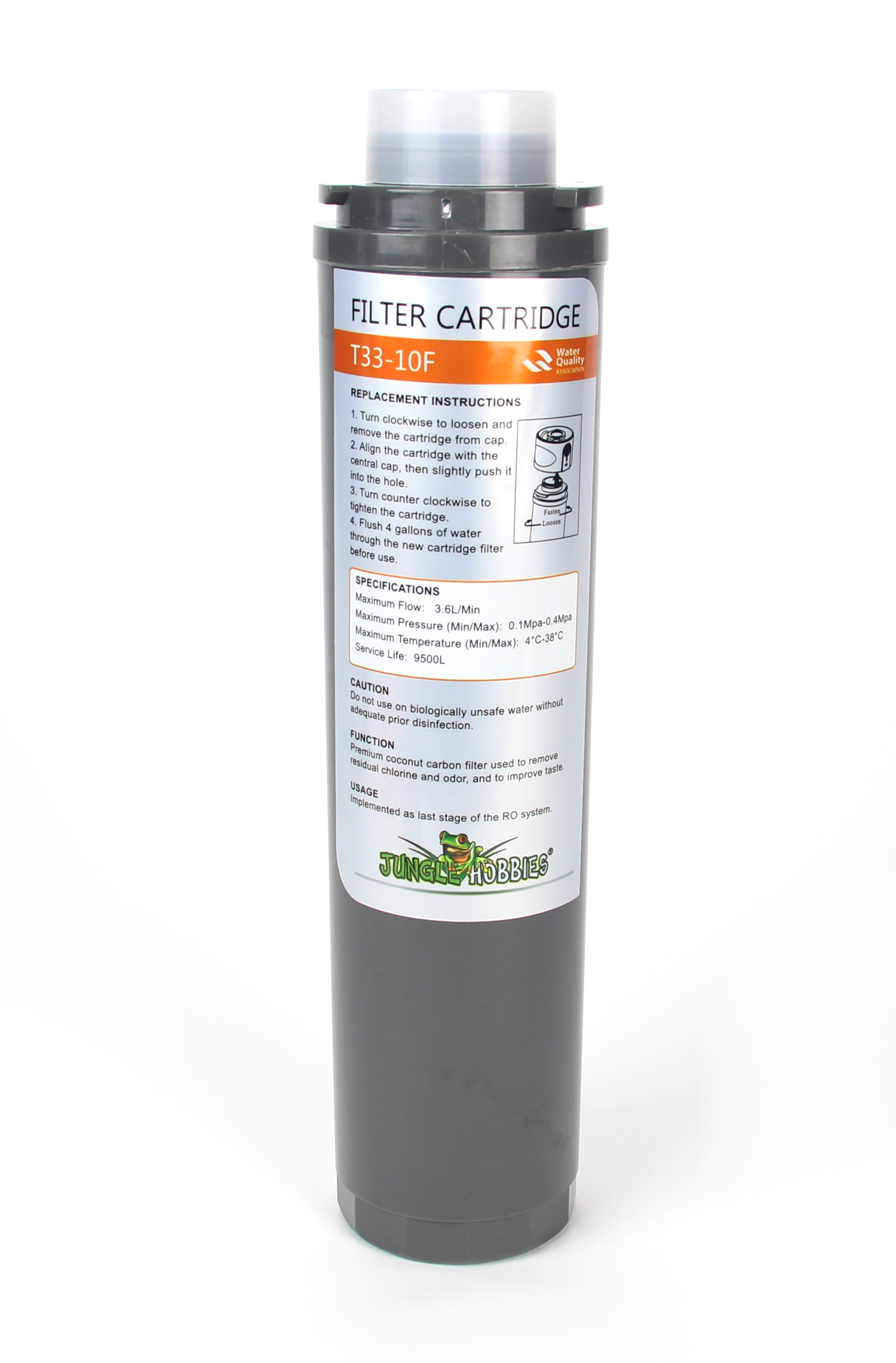 Stage 4 - T33 Carbon Filter