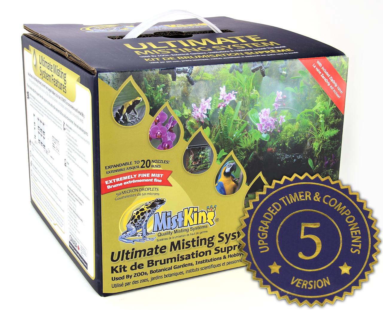 v5.0 Ultimate Misting System