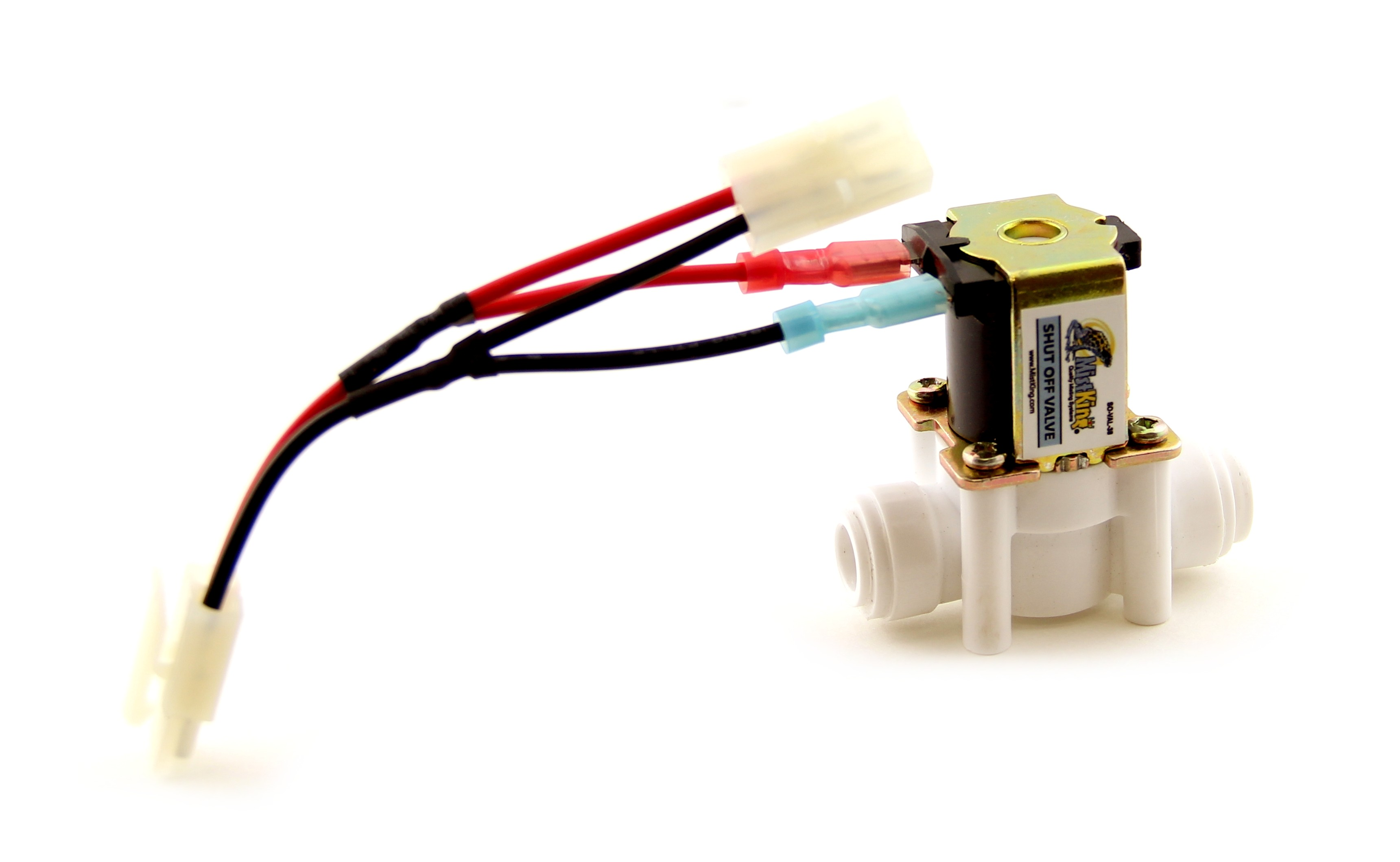 Mistking Misting Systems By Jungle Hobbies Ltd Solenoid Valve Wiring Nc