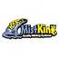 MistKing Logo Magnet
